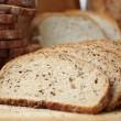 Stockfoto: Whole grain Sliced bread