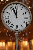 The Clock — Stock Photo