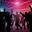 Disco Dance — Stock Photo #7276700