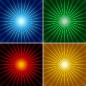 Light Rays — Stock Photo