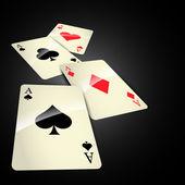 Casino background — Stock Vector