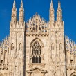 Milan Cathedral — Stock Photo #6839417