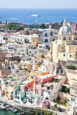 Procida view — Stock Photo