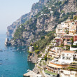 Stock Photo: Positano view