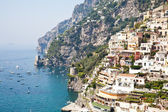 Positano view — Stock Photo