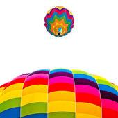 Fire balloon — Stock Photo