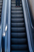 Escalators — Foto Stock