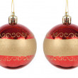 Christmas balls — Stock Photo #7548757
