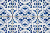 Ceramic tile design — Stock Photo
