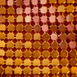 Stock Photo: Orange sequins