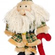 SantClaus doll — Stock Photo #7753795