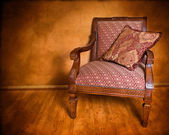 Decorative Chair — Stock Photo