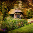 Foto Stock: Enchanted Cottage