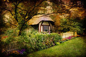 Enchanted Cottage — Foto Stock