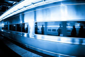 Commuter Train — Stock Photo