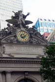 Grand Central Station Terminal Exterior — Stock Photo