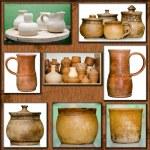 Pottery handmade — Stock Photo #7148677