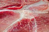 Fresh pork (meat) — Stock Photo