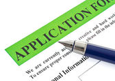 Application — Stock Photo