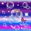 Soap bubbles — Stock Photo #6773202