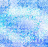 Abstract celebratory winter illustration — Stock Photo