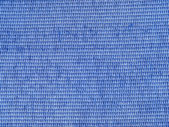 The Blue Cotton Fabric Texture Pattern. — Stock Photo