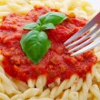 Gemelli Pasta - Stock Photo