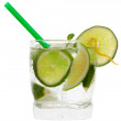Lime cocktail — Stock Photo #7914261