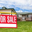 House sale - Stock Photo
