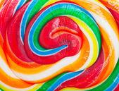Lollipop background — Stock Photo