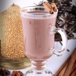 hot chocolate&quot — Stock Photo #7814906