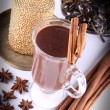 Hot chocolate — Stock Photo #7815467
