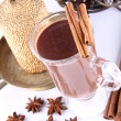 hot chocolate&quot — Stock Photo #7815645