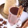 hot chocolate&quot — Stock Photo #7815799