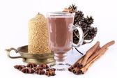 Hot chocolate — Zdjęcie stockowe