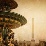 Place de la Concorde — Stock Photo #6917624