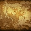 Stock Photo: Brown grungy wall