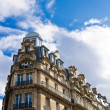 Beautiful Parisian streets view — Stock Photo