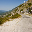 Mountain route in Montenegro - Stock Photo