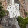 Ostrog ortodox Monastery - Montenegro - Stock Photo