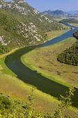 River, Montenegro — Stock Photo