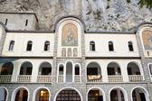 Monastério de ostrog - montenegro — Fotografia Stock