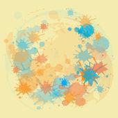 Manchas de colores — Foto de Stock
