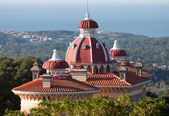 Monserrate palace in Sintra — Stock Photo