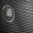 Speaker grille — Stock Photo #7391431