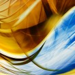 Stock Photo: Abstract waves