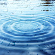 Stock Photo: Water ripples