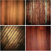 Wooden textures — Stock Photo