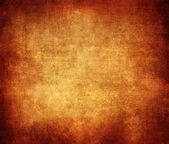 Brown grunge texture, scratched surface, background — Stock Photo
