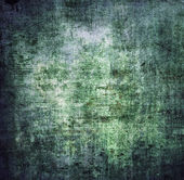 Scratched texture, green color background — Stock Photo